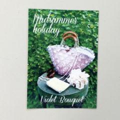 Violet Bouquet  DM